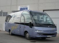 Microbús 32 plazas-Autocares Javier